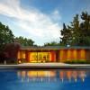 Модерно уредена куќа со базен од 90м²