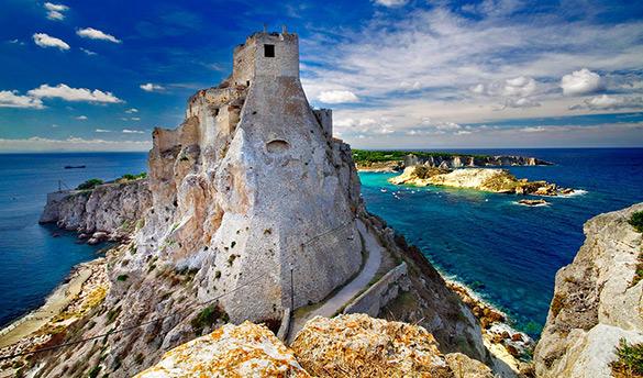 Isola di San Nicola, Tremiti Islands, Apulia