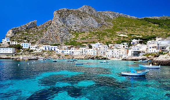 Levanzo, Aegadian Islands, Sicily