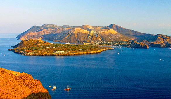 Vulcano,Aeolian-Islands,Sicily