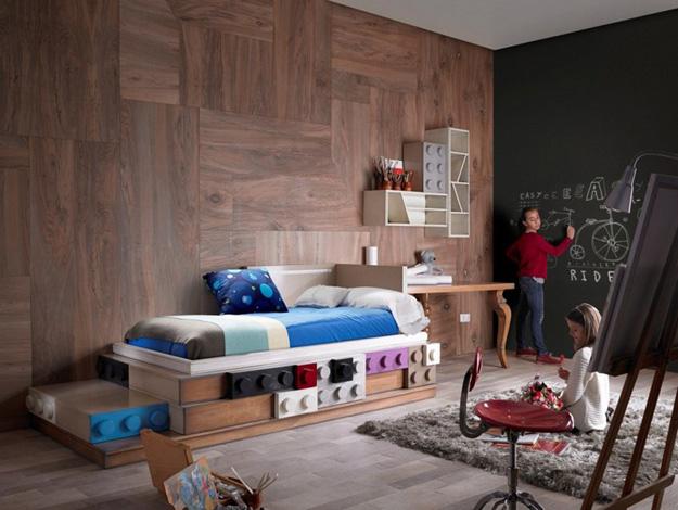 Kids-room-lego-furniture-bed