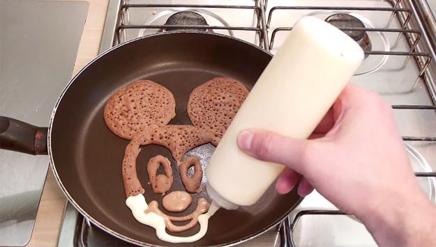 Вистинска радост за вашите деца: Мики Маус палачинки