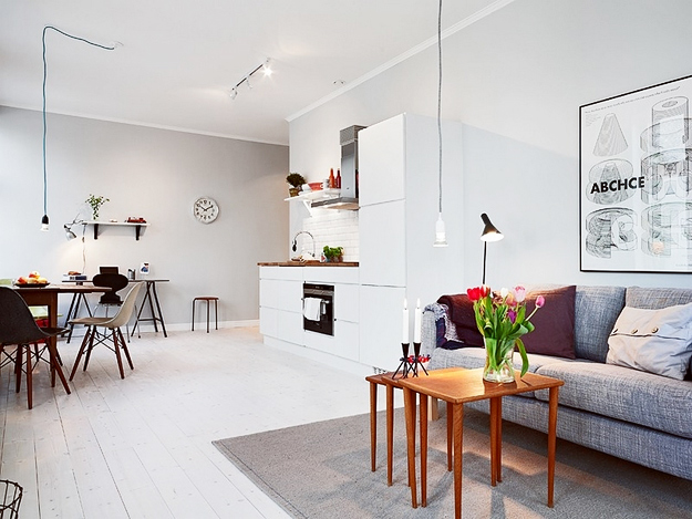 Scandinavian-loft-for-singles-iLike-mk