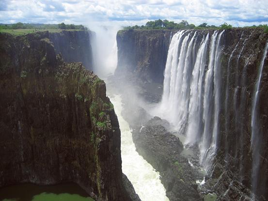 Водопад Викторија