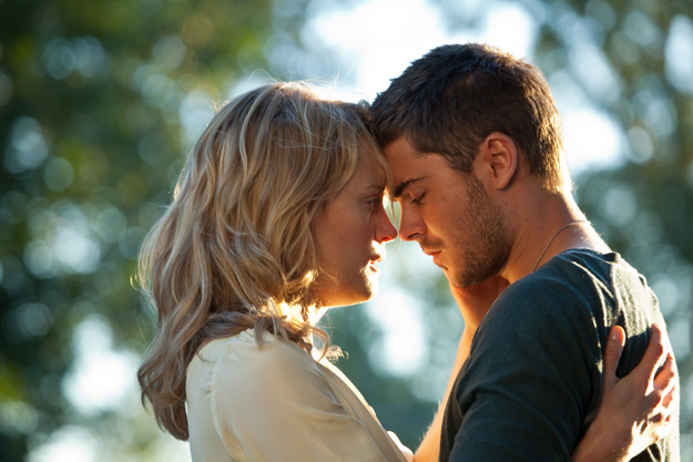 Film Review The Lucky One
