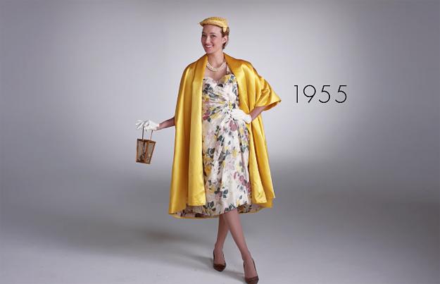 Како се менувала женската мода во Америка во изминатите 100 години