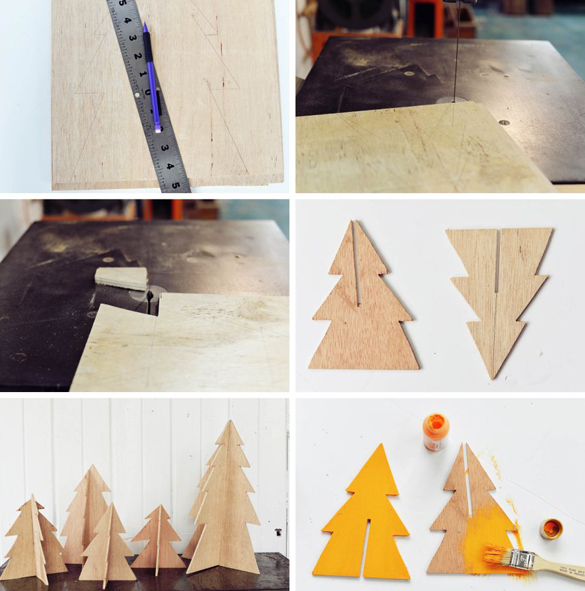 DIY-modern-wooden-christmas-tree-steps