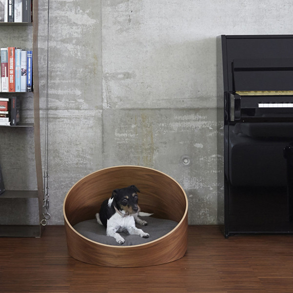 Covo-Dog-Bed-Walnut