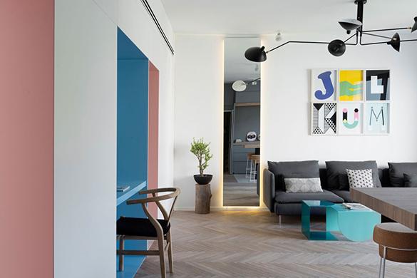 Small-apartment-remodel-in-Tel-Aviv-open-living-room