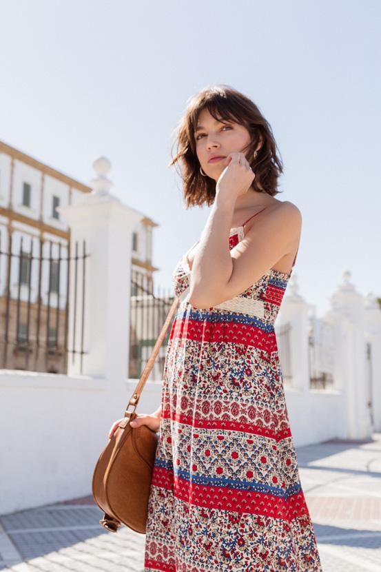 Задолжително парче: Долг бохо фустан (2.590 денари)