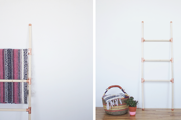 6freshome-diy-blanket-ladder1