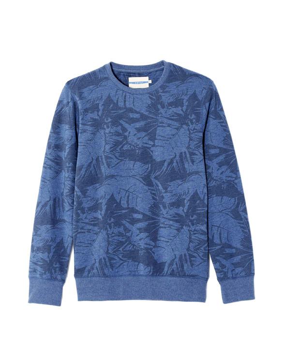 120-celio-sweatshirt-coton-meМЃlangeМЃ-GELEAF